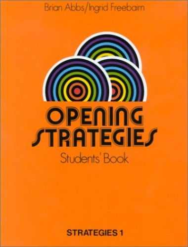 Opening Strategies Students' Book by Brian Abbs
