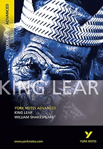 King Lear: York Notes Advanced by Rebecca Warren