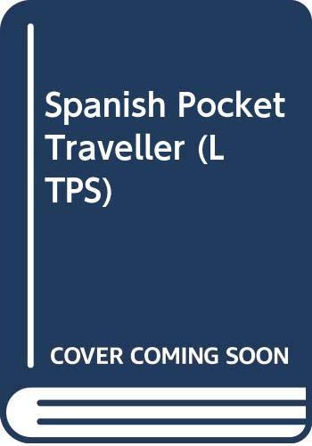 Spanish Pocket Traveller by L. G. Alexander