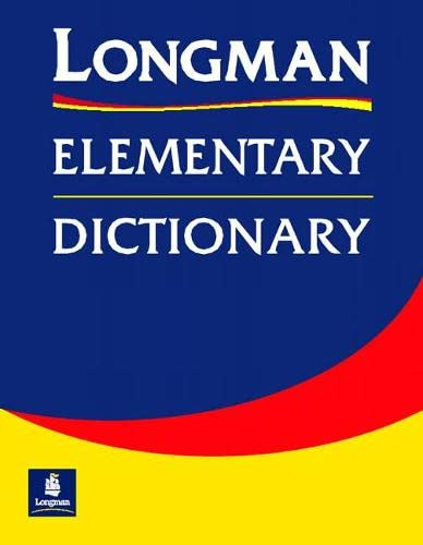 Longman Elementary Dictionary by