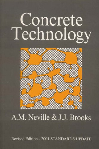 Concrete Technology by A. Neville