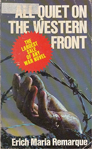 a summary of all quiet on the western front by erich maria remarque