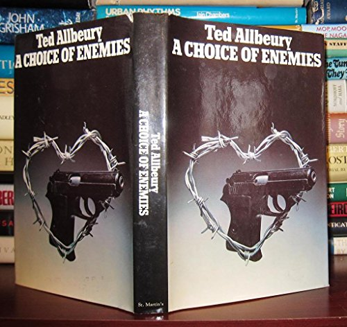 A Choice of Enemies by Ted Allbeury