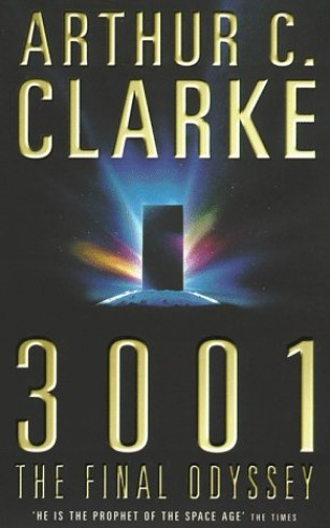 3001: The Final Odyssey by Arthur C. Clarke