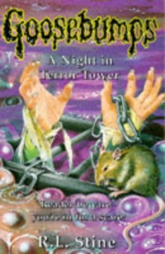 A Night in Terror Tower by R. L. Stine