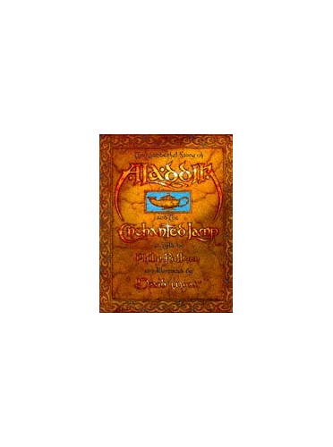 The Wonderful Story of Aladdin and the Enchanted Lamp (Picture Books)