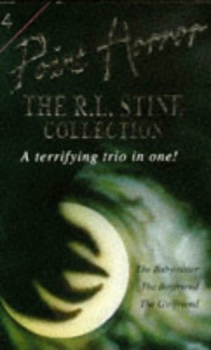 """R.L.Stine Collection: v.1: """"Curse of the Mummy's Tomb"""", """"Let's Get Invisible"""", """"Night of the Living Dummy"""" by R. L. Stine"""