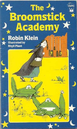 The Broomstick Academy by Robin Klein