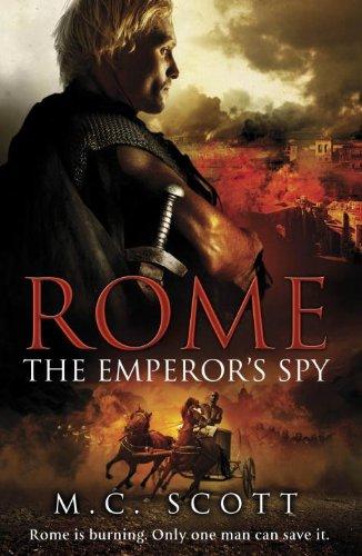 Rome: The Emperor's Spy by Manda Scott