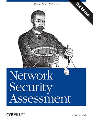 Network Security Assessment by Chris McNab