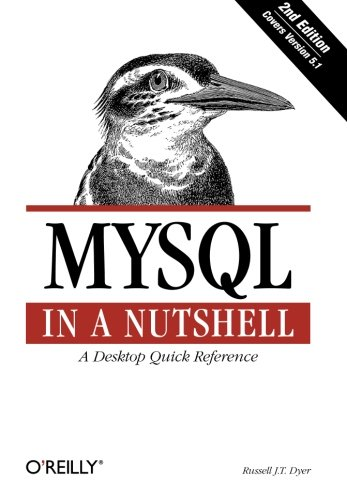 MySQL in a Nutshell by Russell Dyer