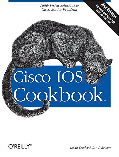 Cisco IOS Cookbook by Kevin Dooley