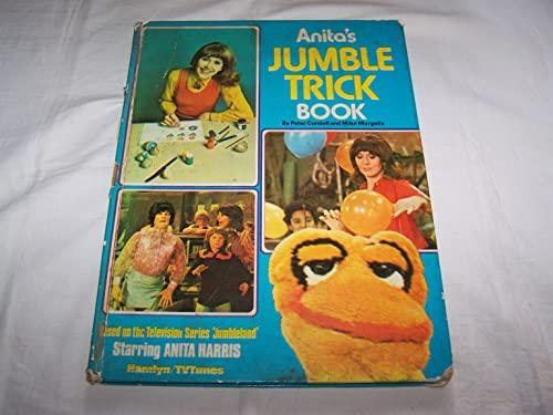 Anita's Jumble Trick Book by Peter Cundall