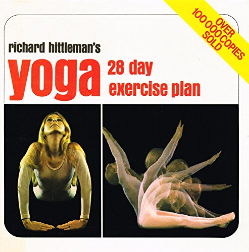 Yoga: 28 Day Exercise Plan by Richard Hittleman