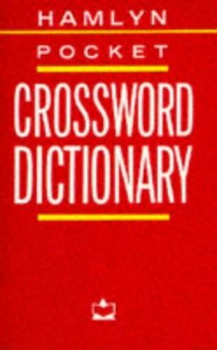Hamlyn Pocket Crossword Dictionary by J.M. Bailie