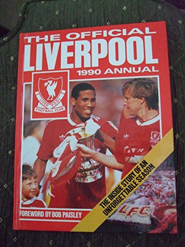 Official Liverpool Annual: 1990 by Stan Liversedge