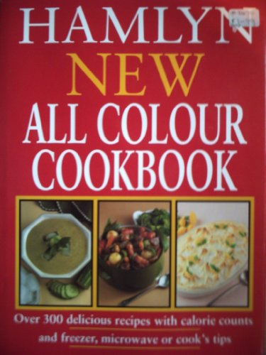 Hamlyn New All Colour Cookbook by