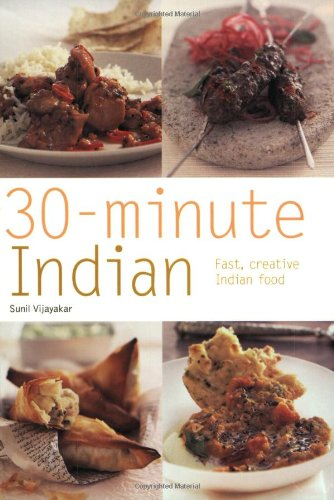 30 Minute Indian by Sunil Vijayakar