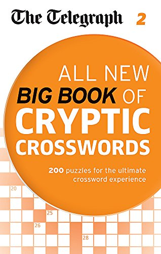 Telegraph: All New Big Book of Cryptic Crosswords 2: 2 by The Daily Telegraph