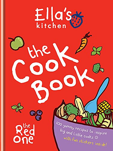 The Cookbook: The Red One by Ella's Kitchen