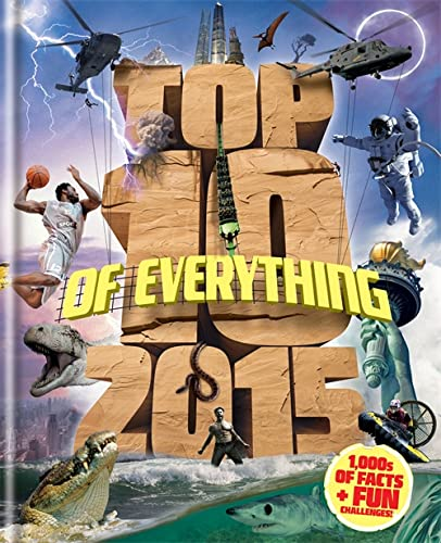 Top 10 of Everything: 2015 by Paul Terry