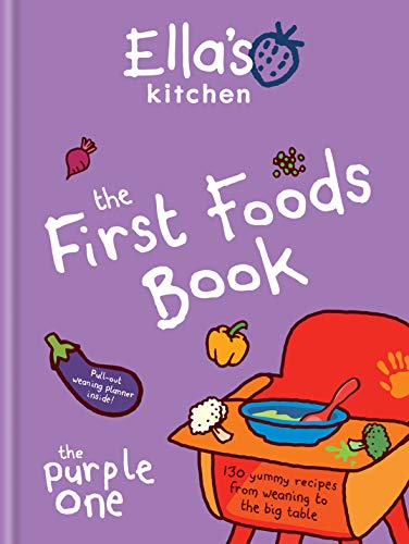 The First Foods Book: The Purple One by Ella's Kitchen