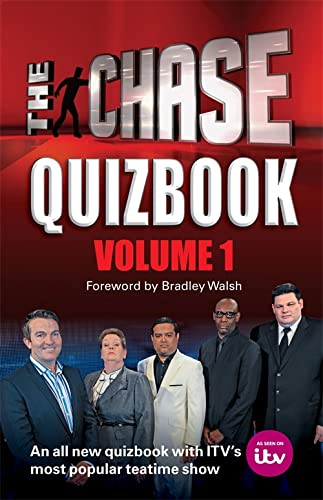 The Chase Quizbook: The Chase is on!: Volume 1 by ITV Ventures Limited