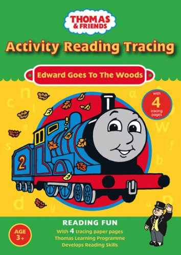 Edward Goes to the Woods: Activity Reading Tracing by