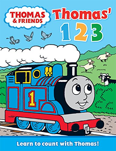 Thomas' 123: Learn to Count with Thomas by