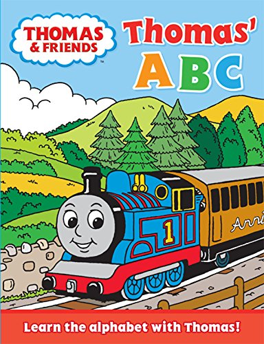 Thomas' ABC: Learn the Alphabet with Thomas! by