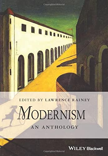 Modernism: An Anthology by Lawrence Rainey