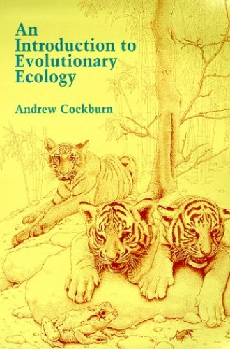 An Introduction to Evolutionary Ecology by Aidan Cockburn
