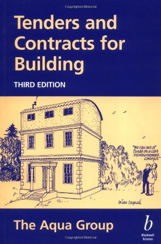 """Tenders and Contracts for Building by """"Aqua Group"""""""