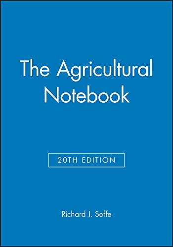 The Agricultural Notebook by R. J. Soffe
