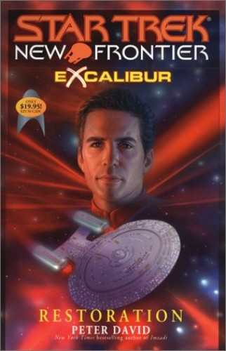 Excalibur: Bk. 3: Restoration by Peter David