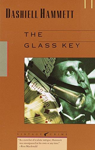 The Glass Key (Vintage Crime)