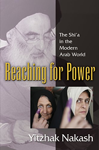 Reaching for Power: The Shi'a in the Modern Arab World by Yitzhak Nakash