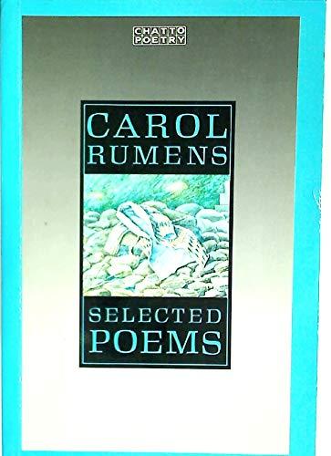 Selected Poems by Carol Rumens