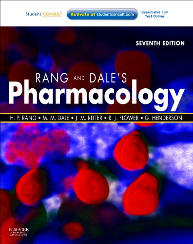 Rang & Dale's Pharmacology by Humphrey P. Rang