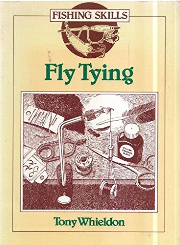 Fly Tying by Tony Whieldon