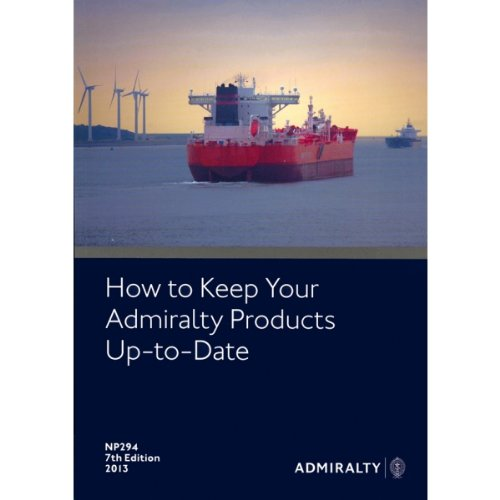 How to Keep Your Admiralty Charts Up-to-Date by