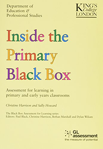 Inside the Primary Black Box by Christine Harrison