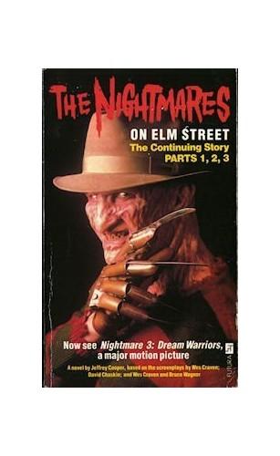 Nightmare on Elm Street by Jeffrey Cooper