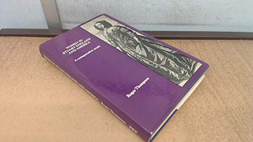 Women in Stuart England and America: A Comparative Study by Roger Thompson