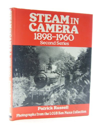 Steam in Camera: Series 2 by Patrick Russell