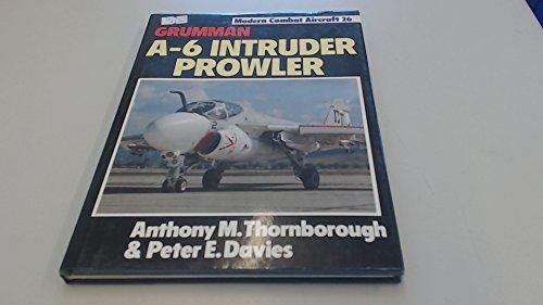 Grumman A-6 Intruder Prowler by Peter E. Davies