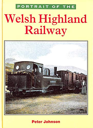 Portrait of the Welsh Highland Railway by Peter Johnson