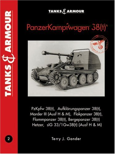 Panzer 38 (T) by Terry Gander