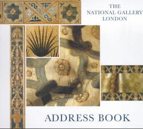 The National Gallery London Address Book 2001: Pattern by