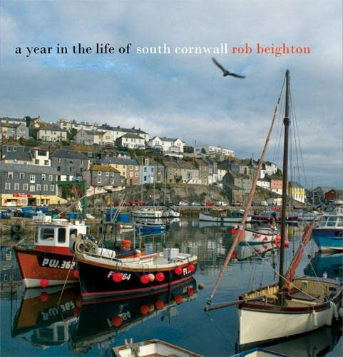 A Year in the Life of South Cornwall by Rob Beighton